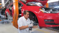Volkswagen committed to Mexico, but workers worry