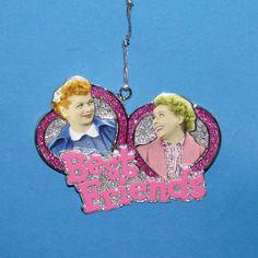 I Love Lucy Christmas Ornaments | LucyStore.com