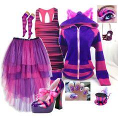 Halloween Costume: Cheshire Cat