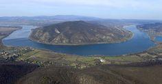 A Dunakanyar (Szeretlek Magyarország - magyar folyók képei a magasból)