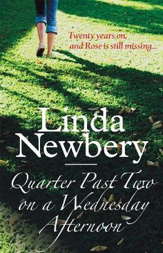 Quarter Past Two on a Wednesday Afternoon by Linda Newbery | Publisher: David Fickling Books | Publication Date: September 5, 2013 | www.lindanewbery.co.uk | #Mystery