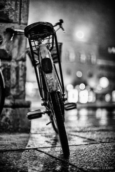 Bologna sytle / Snowing nights, 2013. Domenico Di Carlo