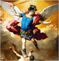 Oración Intercesión de San Miguel Arcángel a sus fieles para casos difíciles