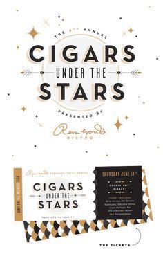 Cigars Under the Stars   Ashley Nicole