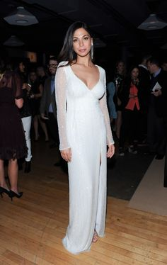 Moran Atias at the Live at the Hive after party #TIFF13