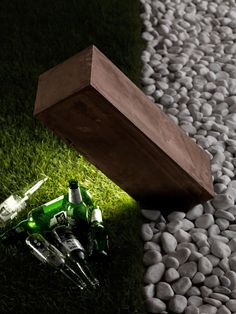 Outbox outdoor lamp, Torremato by Il Fanale (LED)