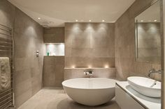 small bathroom lighting contemporary with wet room white sinks