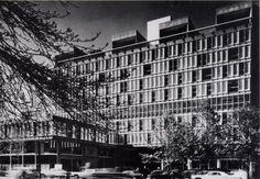Holyoke Center, Harvard University, 1958-1965 | Josep Lluís Sert