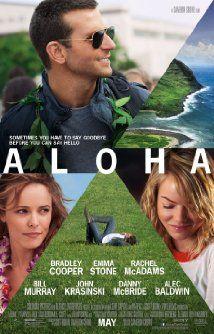 Aloha (2015) Poster