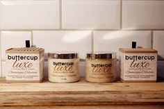 LUXE Ultra Rich Body Scrub by ButtercupSpaButik on Etsy