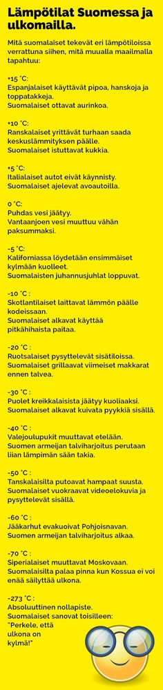 lampotilat_suomessa_ja_ulkomailla_2 Finland, Jokes, Lol, Laughing So Hard, Chistes, Memes, Funny Jokes, Funny Pranks, Humor