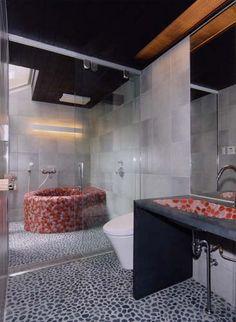 T邸 浴室