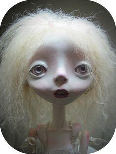 Jointed+sculpted++Art+Doll+Fivi+por+Anastasiasdolls+en+Etsy,+$265.00