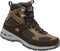 Lightweight boots that allow a natural, easy gait, the Garmont Trail Beast mid hiking boots provide the stability you need to carry a moderate load on day hikes and multiday backpacking trips. Men's Day, South Texas, Timberland Boots, Backpacking, Hiking Boots, Beast, Trail, Footwear, Mens Fashion
