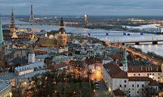 Qué ver en #Riga #Letonia, Capital Europea de la Cultura 2014