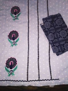 Embroidery Suits Punjabi, Embroidery Suits Design, Embroidery Fashion, Embroidery Designs, Punjabi Suit Boutique, Punjabi Suits Designer Boutique, Boutique Suits, Bridal Suits Punjabi, Lace Beadwork