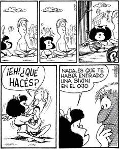 mafalda feminista 7 1 826x1024 Mafalda Quotes, My Romance, Humor Grafico, Hilarious, Funny, Pop Art, Give It To Me, Marvel, Lol