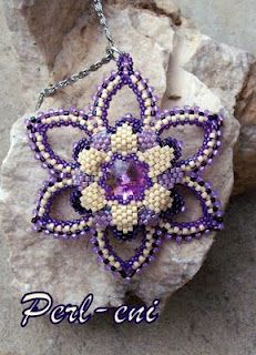 Beautiful Beads Flower