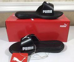 7858f8411d71 PUMA Womens Surfcat Wns Adjustable Strap Comfort Slide Sandals - Size 6 -  White  fashion