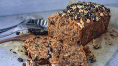 Fruktig «brød» med gulrot og nøtter Banana Bread, Baking, Desserts, Tailgate Desserts, Deserts, Bakken, Postres, Dessert, Backen