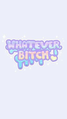 Whatever Bitch by MissJediflip on DeviantArt - Whatever Bitch by MissJediflip.devi… on - Dope Quotes, Badass Quotes, Text Quotes, Pink Wallpaper Iphone, Phone Wallpapers, Girl Wallpaper, Tshirt Business, Unicorns And Mermaids, Cute Texts