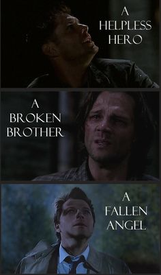 """#supernatural I dare everyone that sees this to listen to Alex Clare's """"whispering"""" and think about ANYTHING else"""