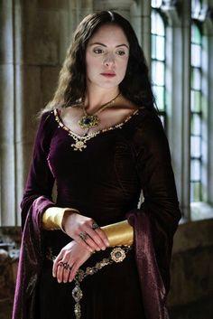 Elegant Medieval.