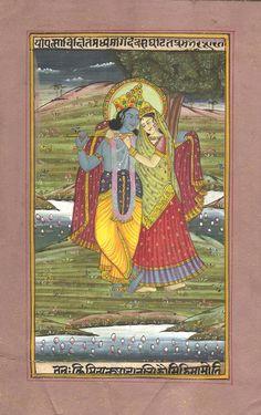 Krishna Radha Painti