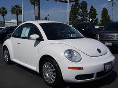 2010 Volkswagen New Beetle Coupe  2dr Car  $14,488