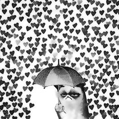:: Some days the umbrella of loneliness hides me from the love around me.