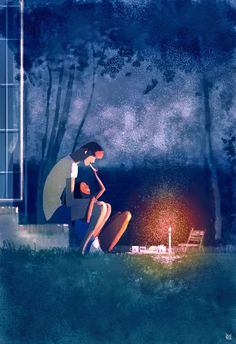 pascal campion: Breakfast at two.