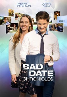 """Bad Date Chronicles"" - a PixL TV Movie with several Hallmark Stars! July 1, 2017"