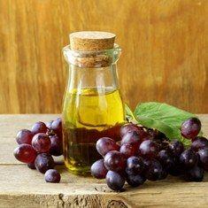 Масло из виноградных косточек для укрепления волос - Woman's Day
