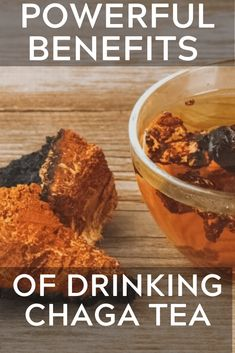 Explore the natural nerve repair & pain relief treatments using the latest research we look into the possibilities of what is available. Chaga Tea Benefits, Health Benefits, Mushroom Benefits, Mushroom Tea, Herbal Cure, Herbal Teas, Cocoa Tea, Tea Recipes, Herbalism