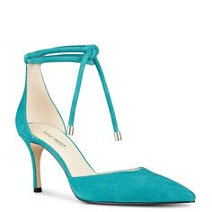 Millenio Pointy Toe d'Orsay Pumps