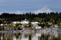 Poulsbo Washington, Liberty Bay