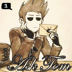Hey guys! The Steampunk AU askblog is finally live! Link is up in bio As of right now, most of the blog's contents are under construction so Tom and Tord are the only characters who are able to accept asks. As the story progresses, more characters will be made available. #eddsworld #eddsworldtom #steamworld #ewsteampunkau