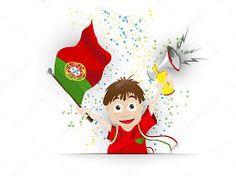 Resultado de imagem para dia de portugal desenhos