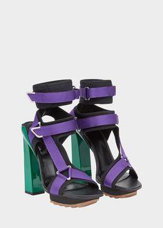 Neoprene Velcro Strap Sandals - KV42P Sandals