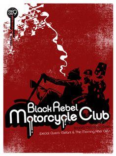 Black Rebel Motorcyle Club
