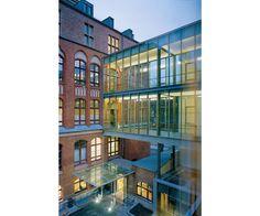 Psychiatrische Klinik St. Hedwig, Berlin - KSP Jürgen Engel Architekten