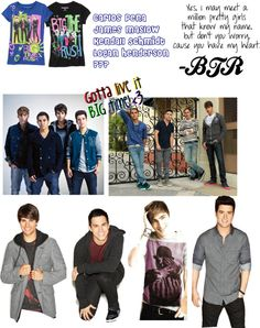 """""""BTR❤❤❤❤"""" by awesome-11 on Polyvore"""