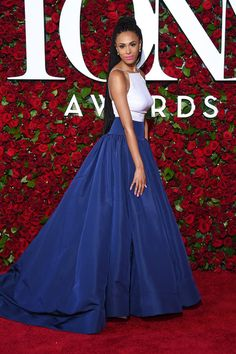 Nicolette Robinson - Best Dressed at the 2016 Tony Awards - Photos