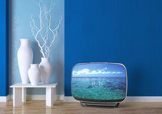 Teleavia retro TV on Behance