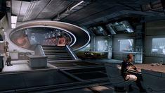 Normandy SR2 Crew deck from Mass Effect