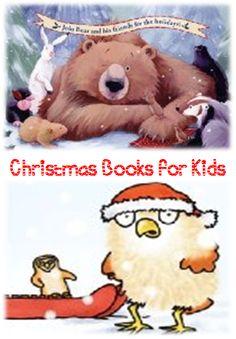 100 Christmas Books for Kids #Christmas #kidlit