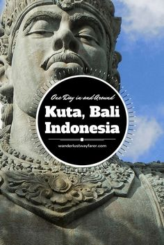 Check out all of the great things to do in Kuta, Bali, Indonesia and the surrounding area in one day.
