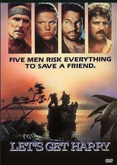 Glenn Frey-Let's get Harry- movie