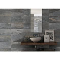 Floor And Decor Porcelain Tile Travertini Grigio Porcelain Tile  Porcelain Tile Porcelain And