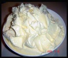 Glen's Creamy Cake Filling  (Mock Cream). Photo by Ninna